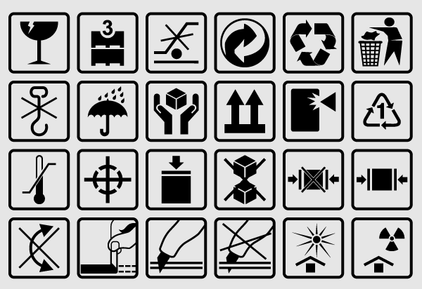 What Do Packaging Symbols Mean - Meaning of Different ?