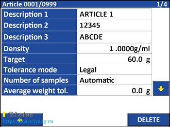 AF04GT software 3590 cpwe totalization formula weighing 1 dau can dien tu hoasenvang vn