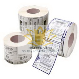 Giấy Decal Cảm Nhiệt - Direct Thermal Labels