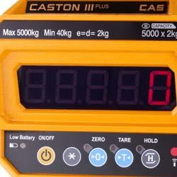Cân điện tử treo thế hệ mới 5CAS (CASTON – III Plus)