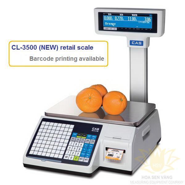 Cân điện tử CL-3500