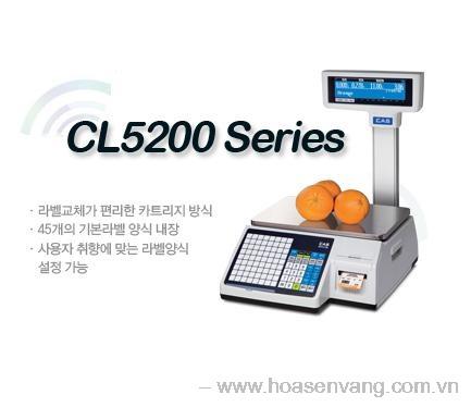 Cân điện tử CL-5200