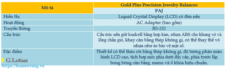 paj gold can tieu ly ohaus 2