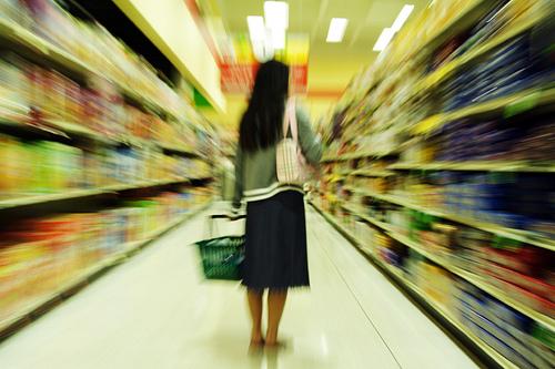 giải pháp cân điện tử trong quy mô siêu thị cân bán lẻ và cân tính giá - với các kiểu dáng phù hợp cho từng khu vực